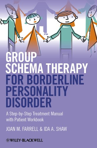 9781119958284: Group Schema Therapy for Borderline Personality Disorder: A Step-by-Step Treatment Manual with Patient Workbook