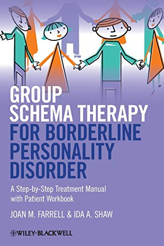 9781119958291: Group Schema Therapy for Borderline Personality Disorder: A Step-by-Step Treatment Manual with Patient Workbook