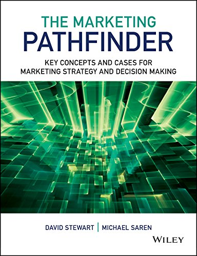 9781119961765: The Marketing Pathfinder: Key Concepts and Cases for Marketing Strategy and Decision Making