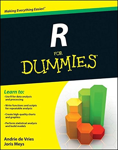 9781119962847: R For Dummies