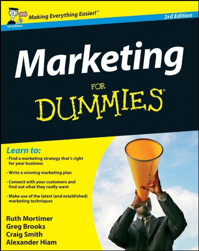 9781119965169: Marketing for Dummies. by Ruth Mortimer ... [Et Al.]