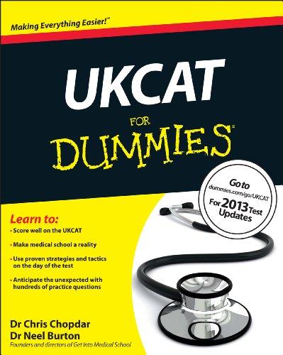 9781119965848: UKCAT For Dummies