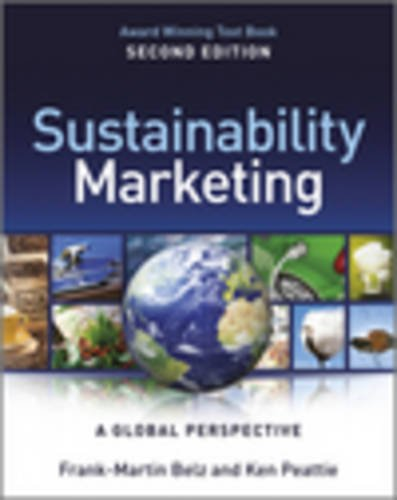9781119966197: Sustainability Marketing: A Global Perspective