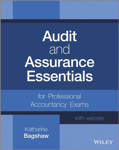 9781119968795: Audit and Assurance Essentials, + Website: For Professional Accountancy Exams