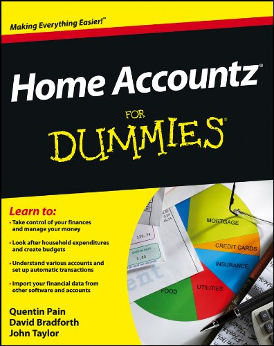 9781119968924: Home Accountz For Dummies