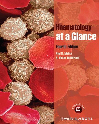 9781119969228: Haematology at a Glance