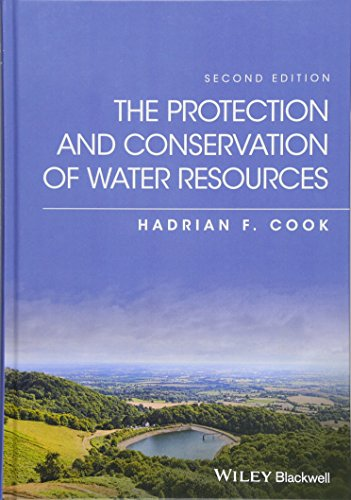 9781119970040: The Protection and Conservation of Water Resources