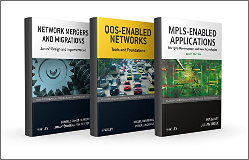 9781119970835: Distinguished Network Engineering Book SET