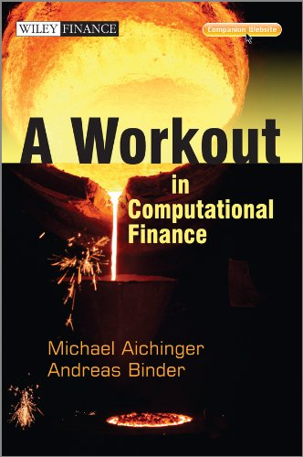 9781119971917: A Workout in Computational Finance, with Website
