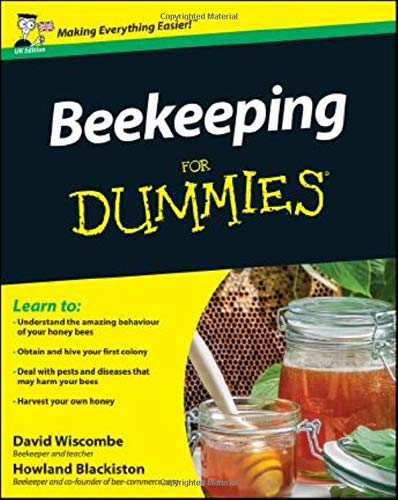 9781119972501: Beekeeping for Dummies UK Edition