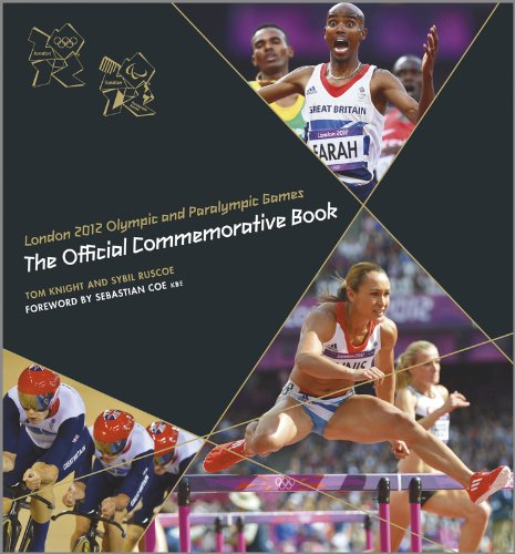 9781119973140: London 2012 Olympic and Paralympic Games: The Official Commemorative Book. Tom Knight, Sybil Ruscoe