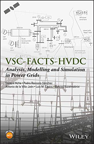 9781119973980: Vsc-facts-hvdc: Analysis, Modelling and Simulation in Power Grids