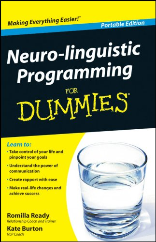 9781119974369: Neuro-linguistic Programming For Dummies