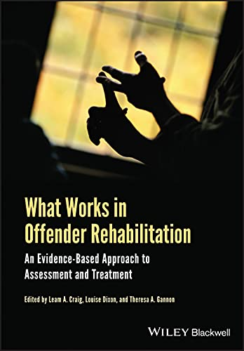 9781119974567: What Works in Offender Rehabilitation: An Evidence-Based Approach to Assessment and Treatment