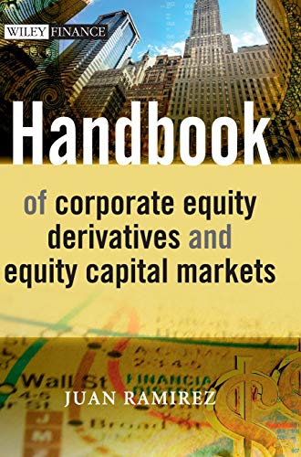 9781119975908: Handbook of Corporate Equity Derivatives and Equity Capital Markets.