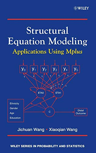 9781119978299: Structural Equation Modeling: Applications Using Mplus (Wiley Series in Probability and Statistics)