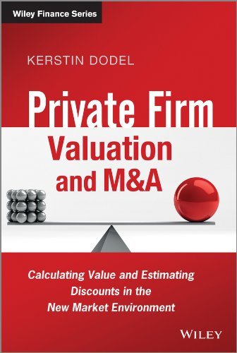 9781119978787: Private Firm Valuation and M&A: Calculating Value and Estimating Discounts in the New Market Environment
