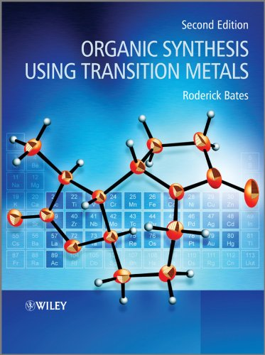 9781119978930: Organic Synthesis Using Transition Metals