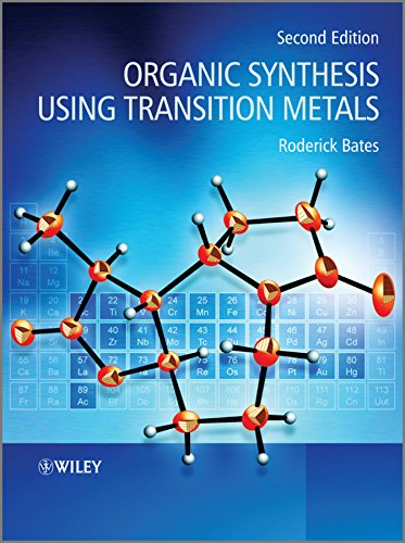 9781119978947: Organic Synthesis Using Transition Metals