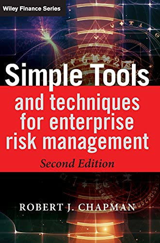 9781119989974: Simple Tools and Techniques for Enterprise Risk Management (The Wiley Finance Series)