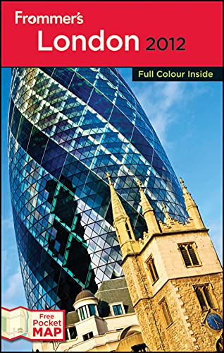 9781119990192: Frommer's London 2012 (Frommer's Complete Guides)