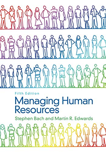 9781119991533: Managing Human Resources: Human Resource Management in Transition