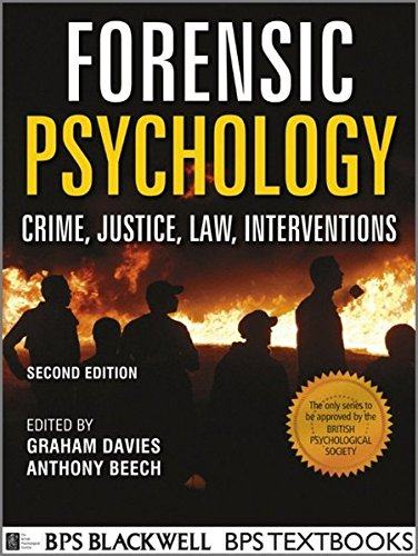 9781119991953: Forensic Psychology: Crime, Justice, Law, Interventions