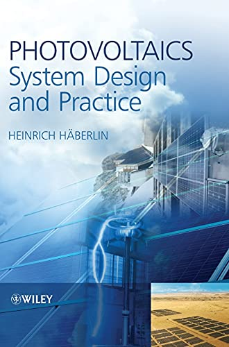 9781119992851: Photovoltaics System Design and Practice
