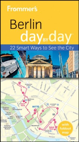 9781119993186: Frommer's Berlin Day By Day (Frommer's Day by Day - Pocket)