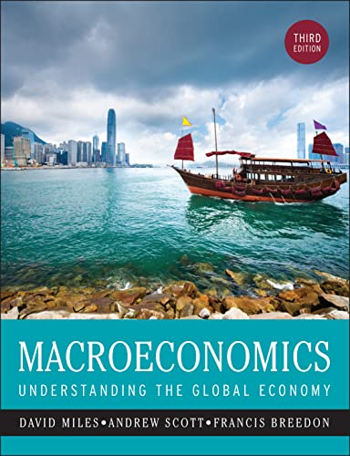 9781119995715: Macroeconomics: Understanding the Global Economy (New Edition (2nd & Subsequent) / Third Edition)