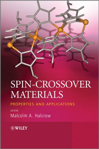 Spin-Crossover Materials: Malcolm A. Halcrow