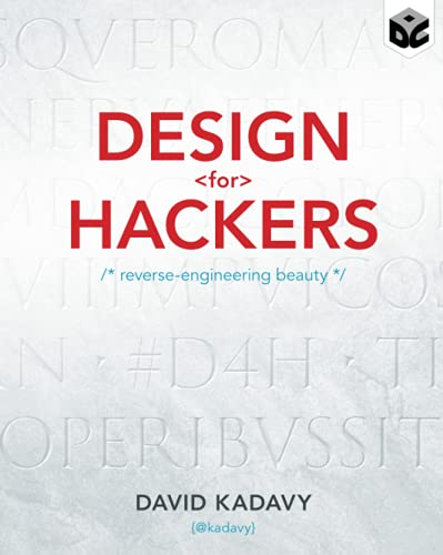 9781119998952: Design for Hackers: Reverse Engineering Beauty