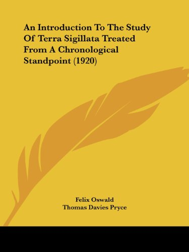 An Introduction To The Study Of Terra