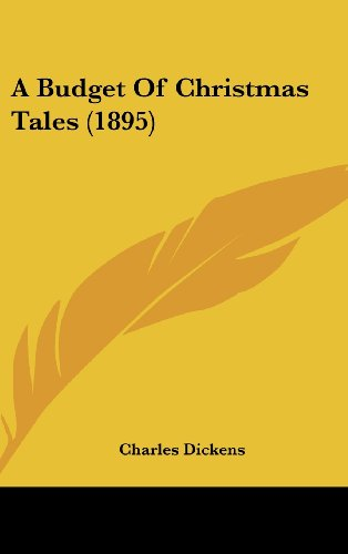 9781120242211: A Budget Of Christmas Tales (1895)