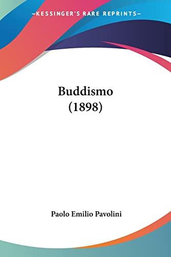 9781120268730: Buddismo (1898) (Italian Edition)