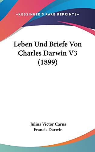 9781120585226: Leben Und Briefe Von Charles Darwin V3 (1899)