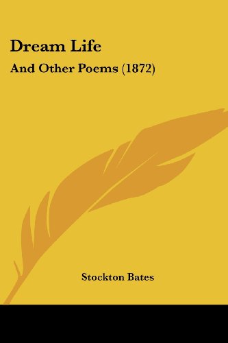 9781120613288: Dream Life: And Other Poems (1872)