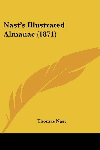 Nast's Illustrated Almanac (1871) (1120651417) by Thomas Nast