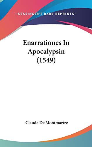 9781120846709: Enarrationes In Apocalypsin (1549) (Latin Edition)