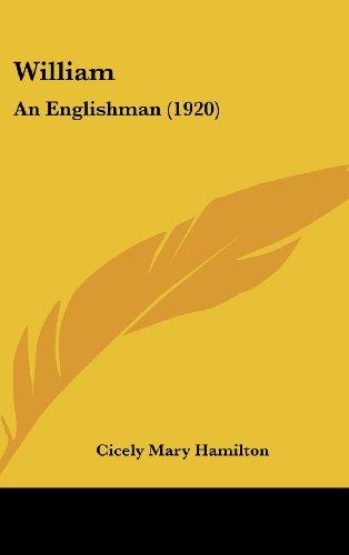9781120999771: William: An Englishman (1920)
