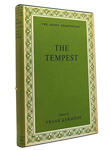 THE TEMPEST : THE ARDEN SHAKESPEARE: William Shakespeare