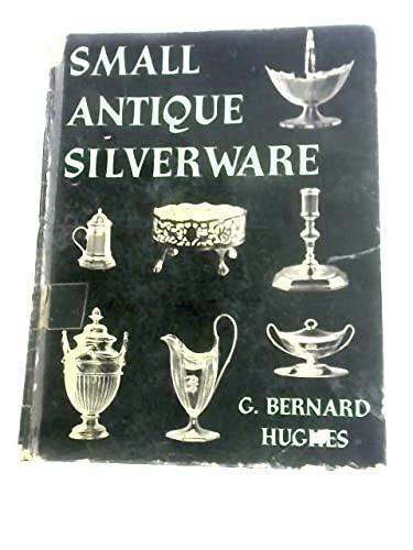 9781121075061: Small Antique Silverware