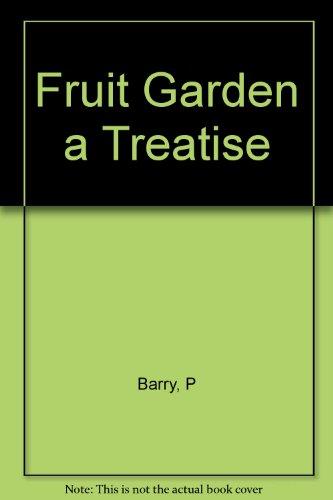 9781121084612: Fruit Garden a Treatise