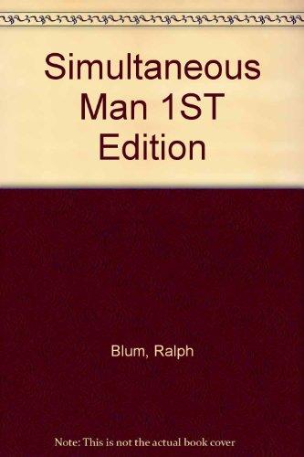 9781121085169: Simultaneous Man 1ST Edition