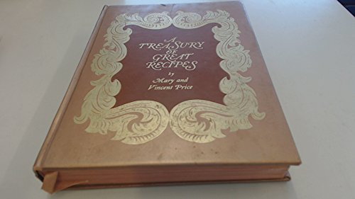 A TREASURY OF GREAT RECIPES, Famous Specialties: Vincent Price, Mary