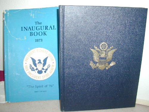 "The Inaugural Book 1973 ""The Spirit of: Inaugural Committee; Leroy"