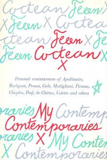 My contemporaries: [Translated from the French]; (1121119565) by Jean Cocteau