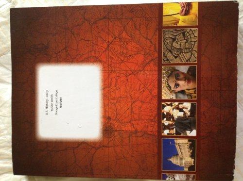 9781121128392: U.S. History - Early (History to 1876) : Susan Smith (Orange Coast College)