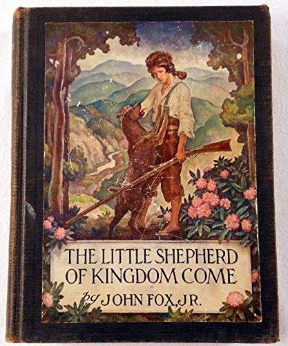 9781121166868: The Little Shepherd of Kingdom Come,
