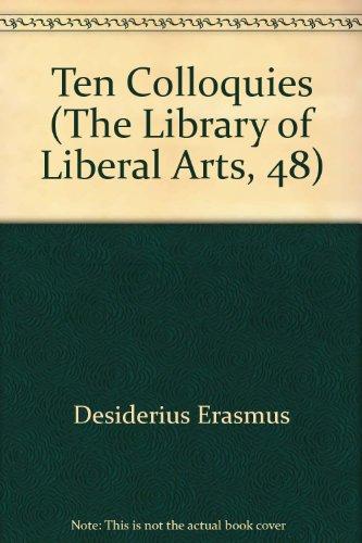Ten Colloquies: Erasmus